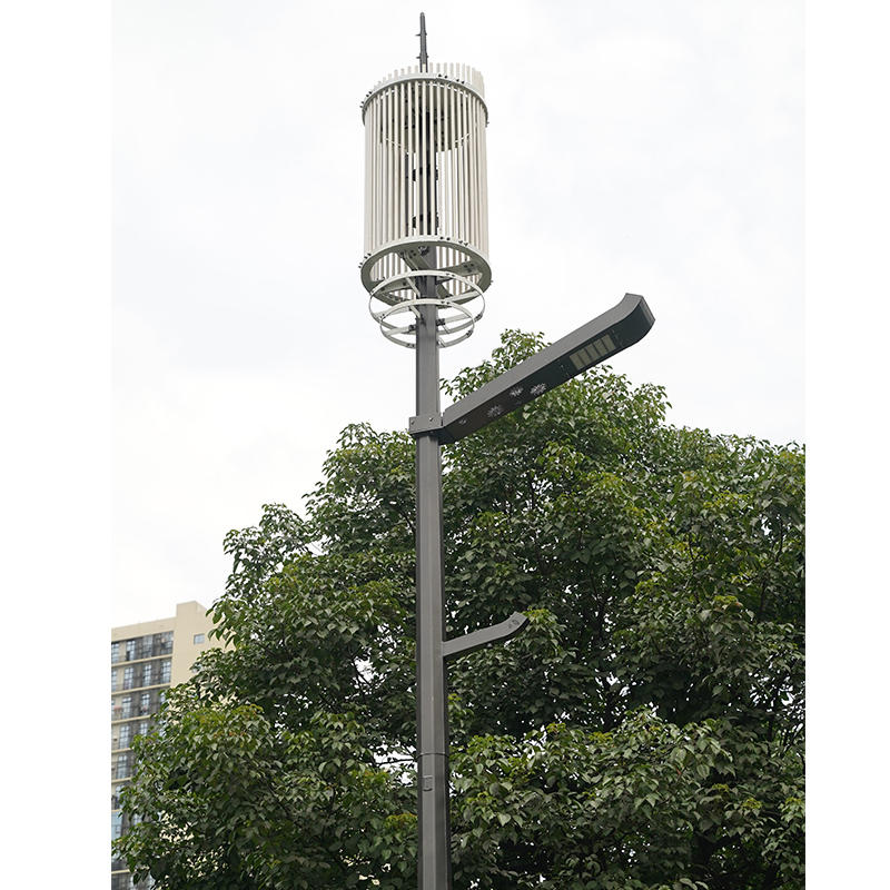 Intelligent street lamp, Micro station, Micro base station
