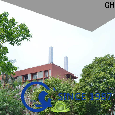 GH anti-shock frp cover widely used in