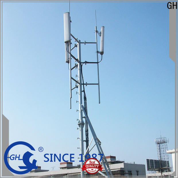 GH rod tower suitable for building in the roof