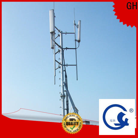 GH antenna support pole ideal for communication industry
