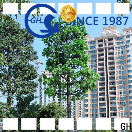 GH fake tree cell phone tower with good quality for mobile phone signals