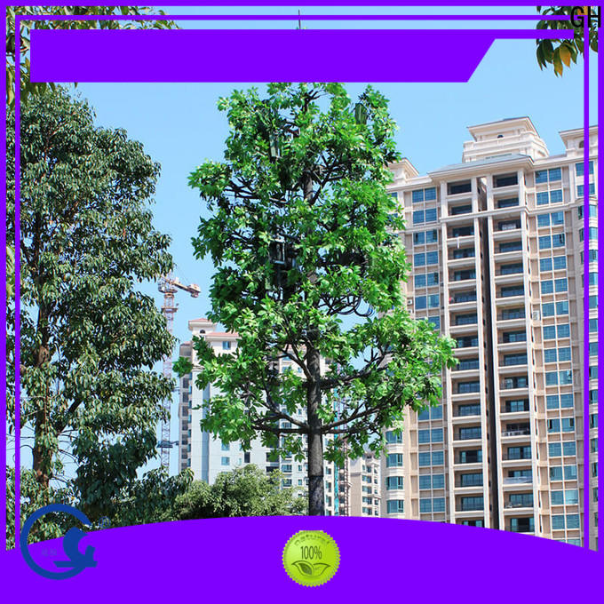 GH cell tower tree ideal for cell commnucation