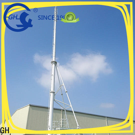 GH good quality integrated tower solutions with high performance for communication system