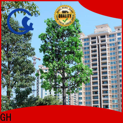 GH pine tree cell tower with good quality for cell commnucation