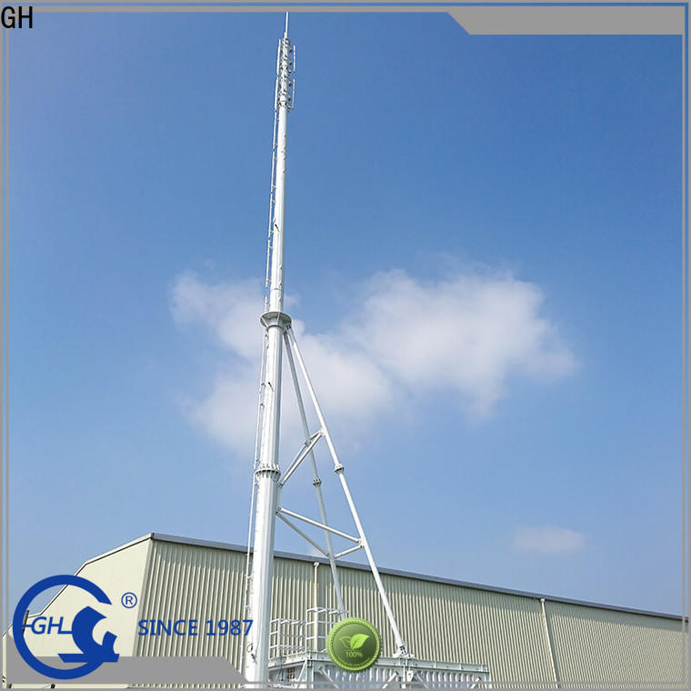 strong practicability integrated tower systems communication system