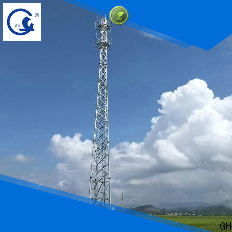 light weight angle tower ideal for comnunication system