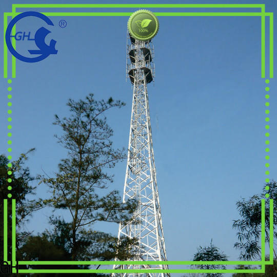GH light weight antenna tower excelent for comnunication system