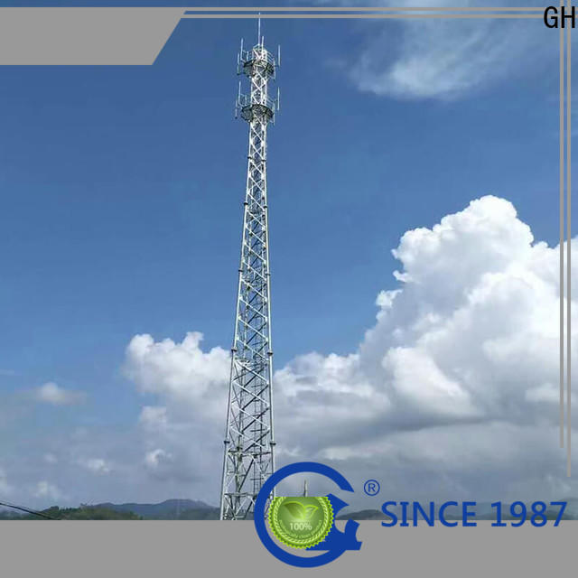 GH angle tower suitable for telecommunication