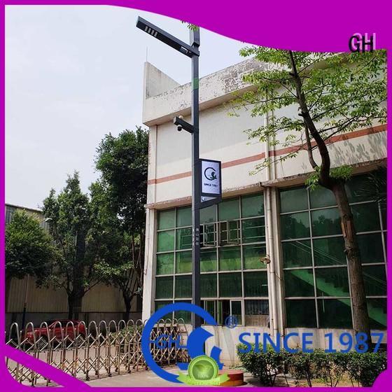 GH efficient intelligent street lighting good for public lighting