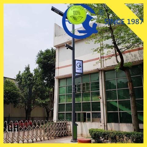 GH energy saving intelligent street lighting good for