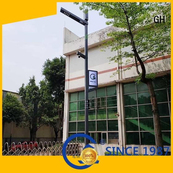 GH efficient smart street light cost effective for public lighting