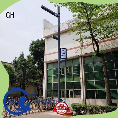 advanced technology smart street light good for lighting management
