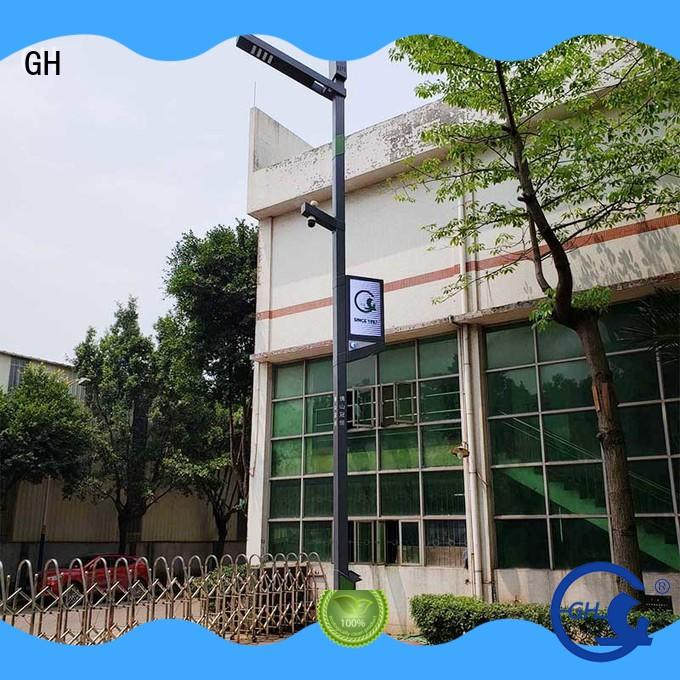 GH efficient smart street light good for public lighting