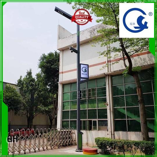 GH aumatic brightness adjustment smart street light cost effective for lighting management