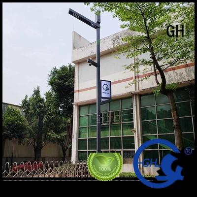 GH aumatic brightness adjustment intelligent street lighting suitable for public lighting