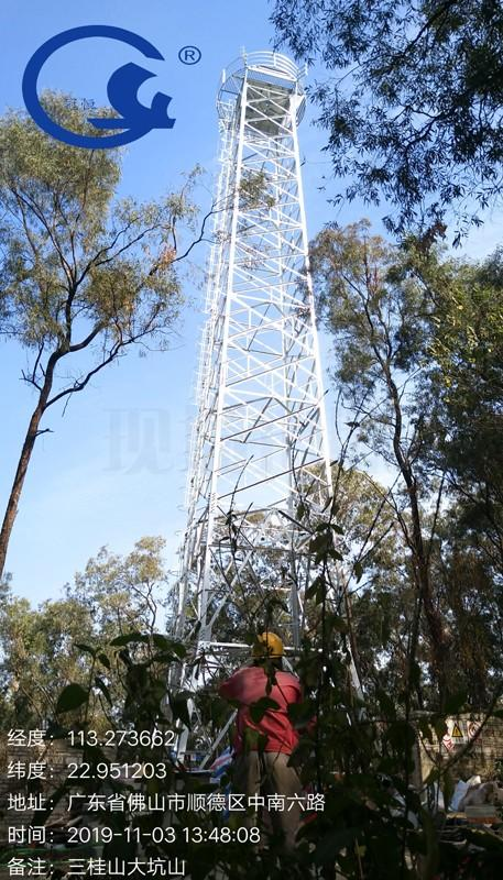 GH high performance communication tower outstanding for telecommunication-1