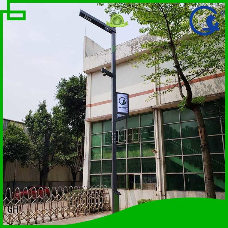 GH efficient smart street lamp ideal for