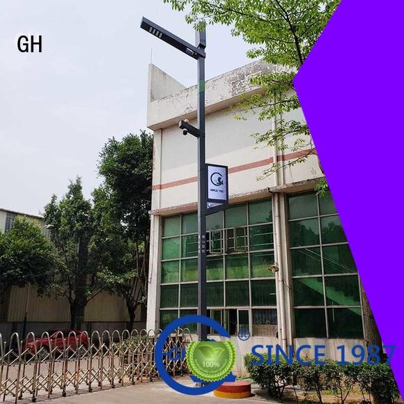 efficient intelligent street lamp good for lighting management