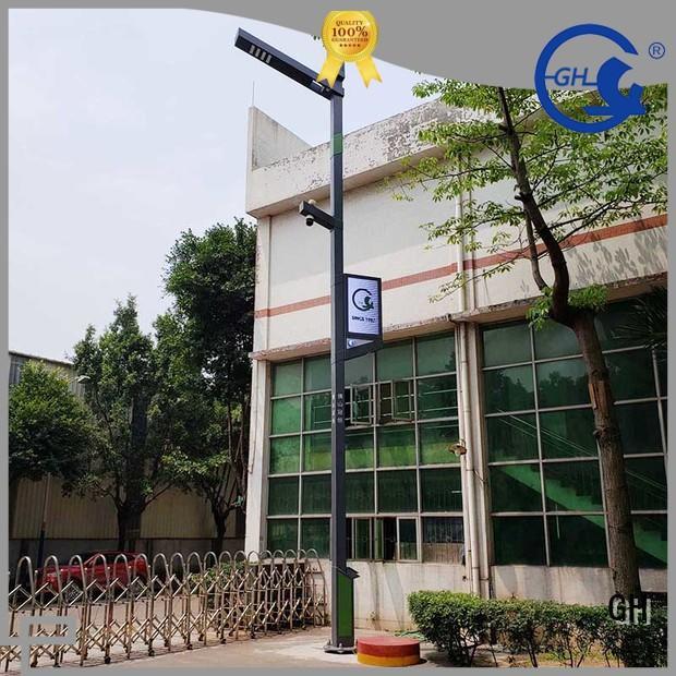 GH intelligent street lighting good for lighting management