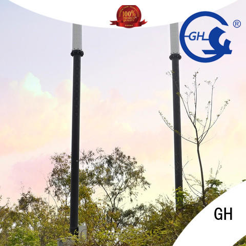 GH aumatic brightness adjustment smart led street light ideal for