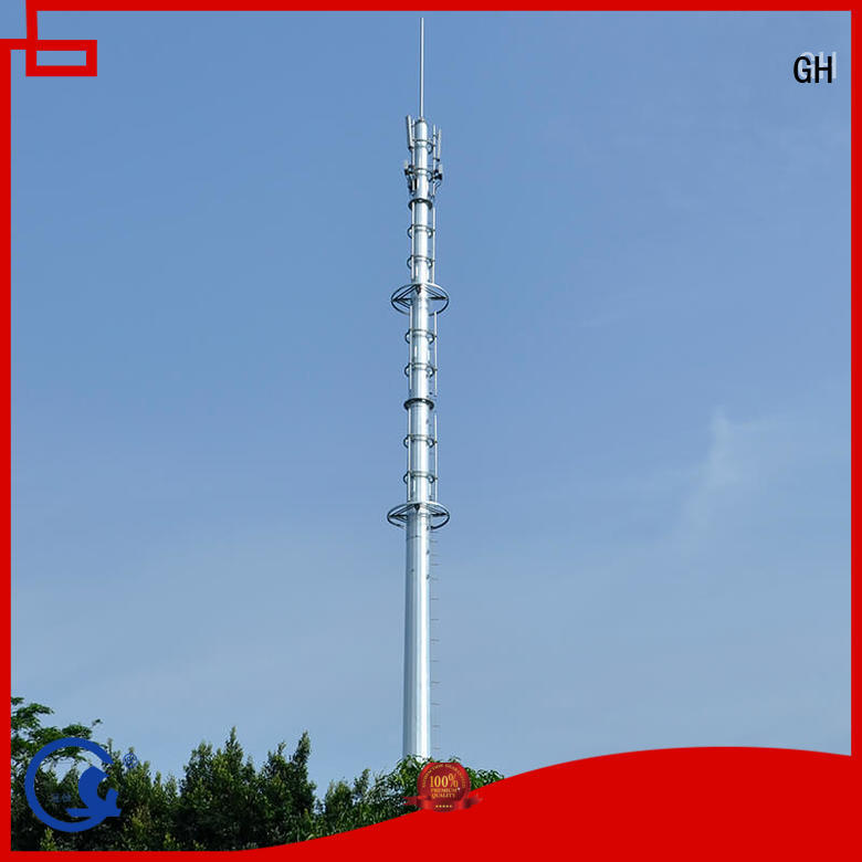 GH light weight cell phone tower ideal for comnunication system