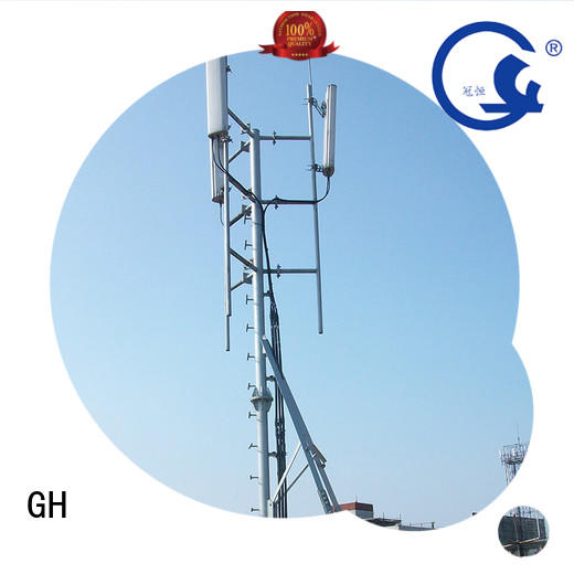 GH stable roof tower suitable for building in the peak