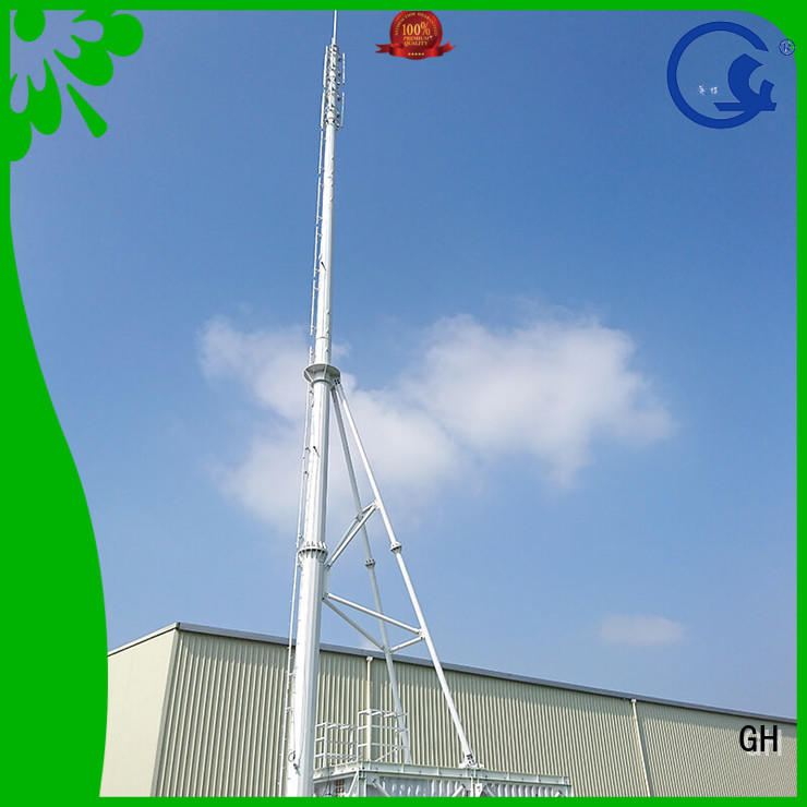 GH integrated tower solutions ideal for
