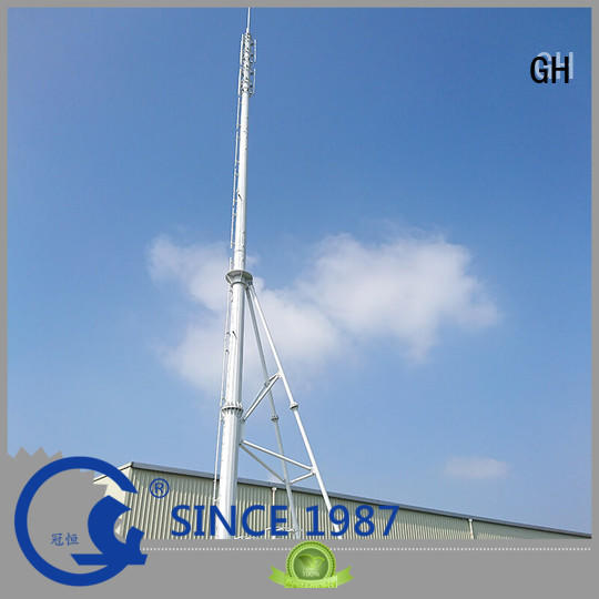 GH integrated tower systems suitable for communication system