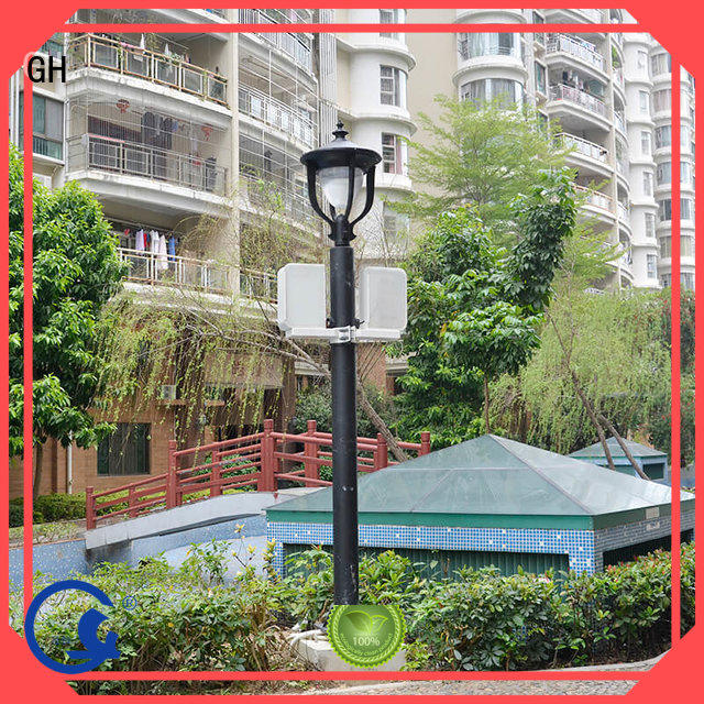 GH aumatic brightness adjustment smart street light ideal for public lighting