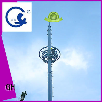 GH telecommunication tower excelent for telecommunication