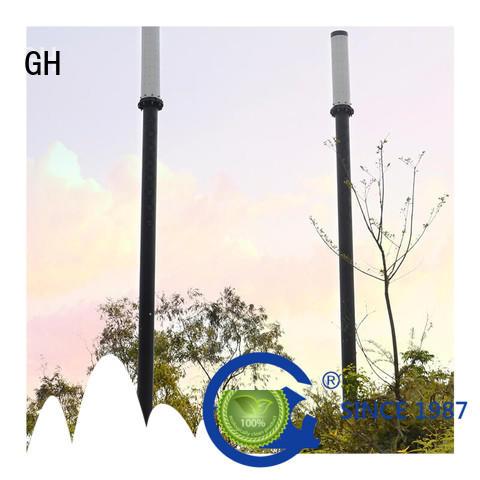 advanced technology smart street light pole suitable for