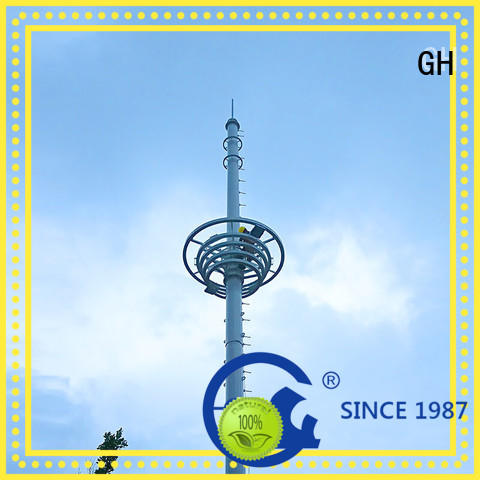 GH light weight angle tower excelent for communication industy