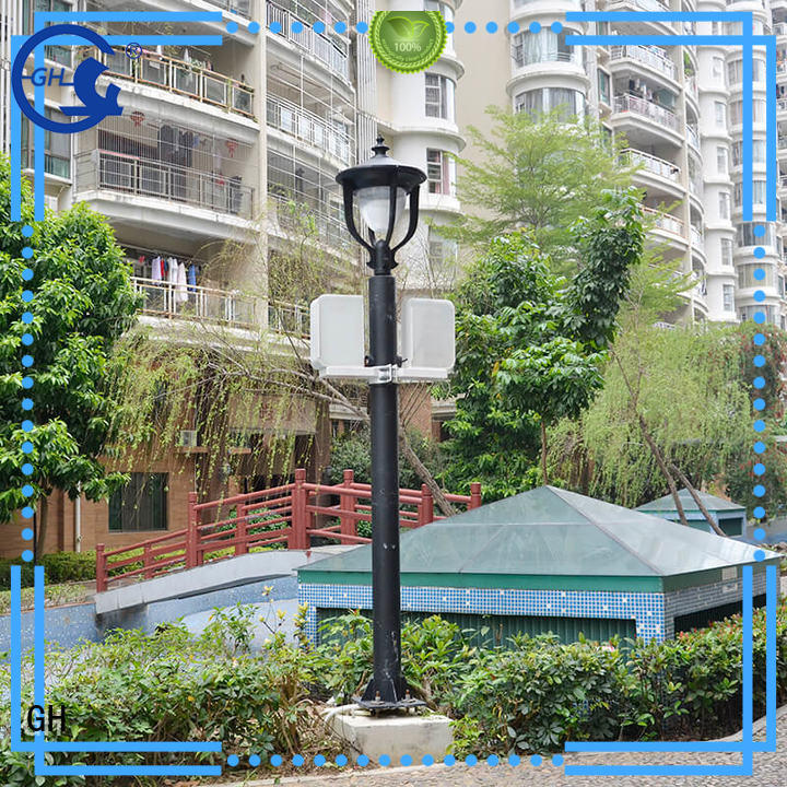 GH intelligent street lamp ideal for lighting management
