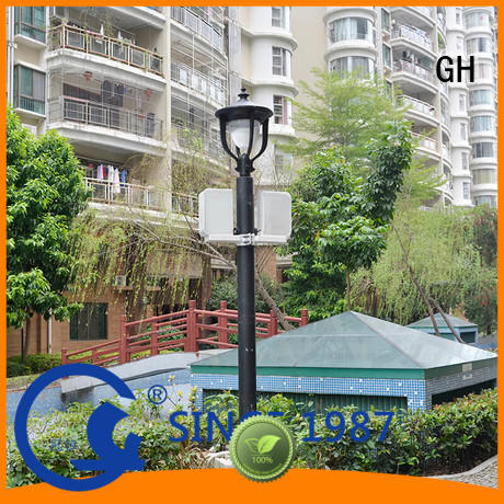 GH efficient smart led street light public lighting