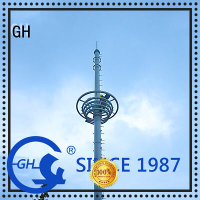 GH mobile tower ideal for telecommunication