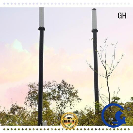 GH advanced technology smart street lamp cost effective for