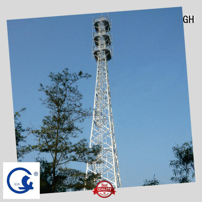 GH cost saving communications tower suitable for telecommunication