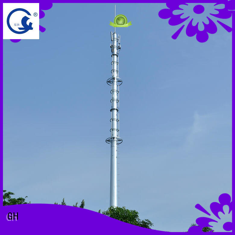 cost saving angle tower ideal for comnunication system
