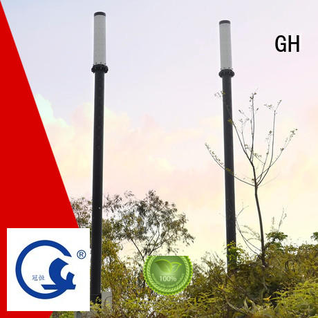 advanced technology smart street lamp cost effective for