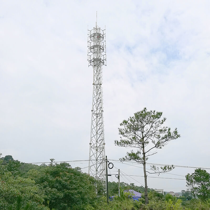 GH angle tower suitable for telecommunication-2