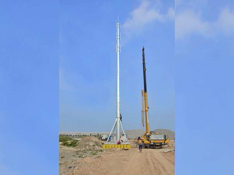GH integrated tower solutions suitable for communication system