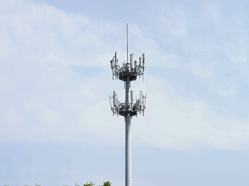 GH light weight cell phone tower excelent for telecommunication-10