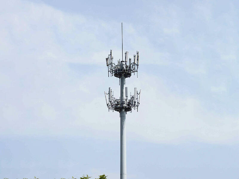 GH light weight cell phone tower suitable for comnunication system