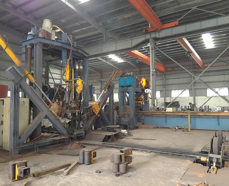 Fully Automatic Gantry Welding Machine