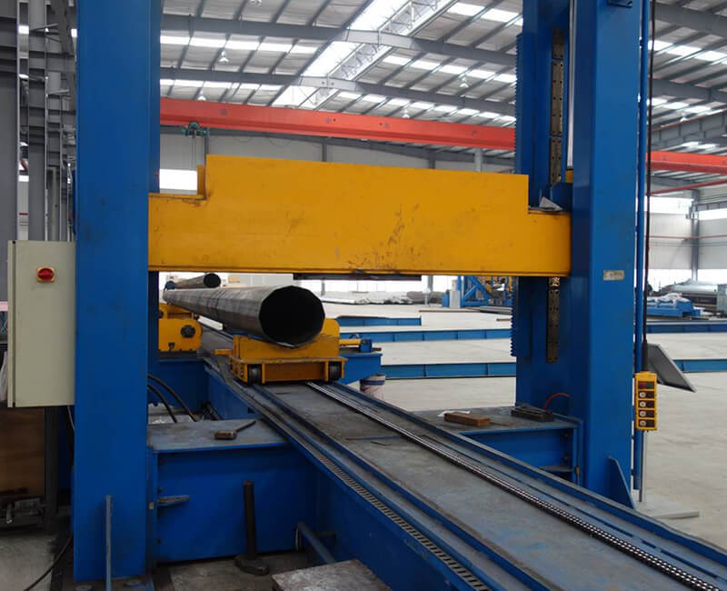 Whole Round Straightening Machine