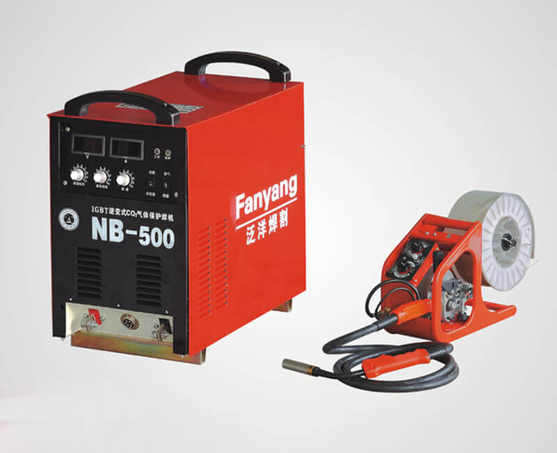 Tapped Line Gas-Shielded  Welding Machine