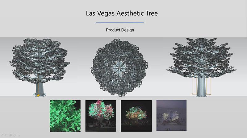 Las Vegas Aesthetic Tree