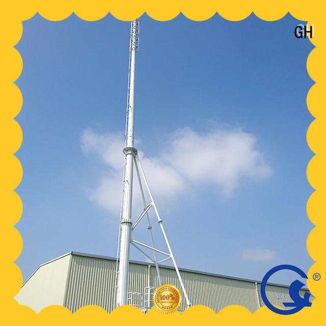 GH integrated tower systems suitable for strengthen the network