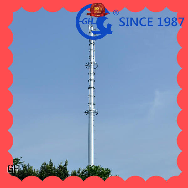 GH cost saving angle tower suitable for comnunication system