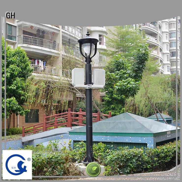 GH efficient intelligent street lamp good for public lighting